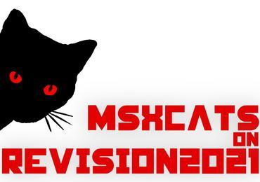 Gatos MSX en la Revision2021