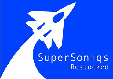 Actualización de la tienda de SuperSoniqs