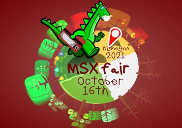 MSX Fair Nijmegen 2021 postponed to October 16th