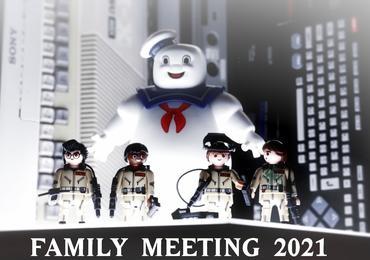 MSX-Family meeting on the MSX Nijmegen fair's eve 2021