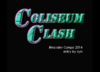 #msxdev Compo 2014: Coliseum Clash announced