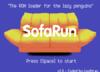 SofaRun - El cargador ROM para pingüinos perezosos