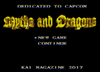 Myths and Dragons ready for release