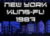 New York Kung-Fu 1987 - MSX2/2+ beat em up in development