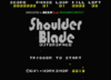 Shoulderblade OUTERSPACE