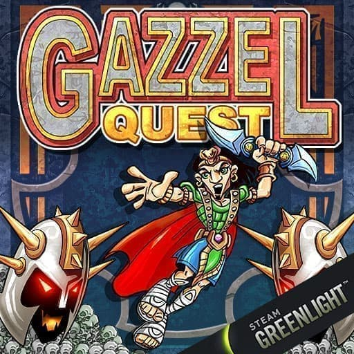 Gazzel's Quest [PC] [MULTI]