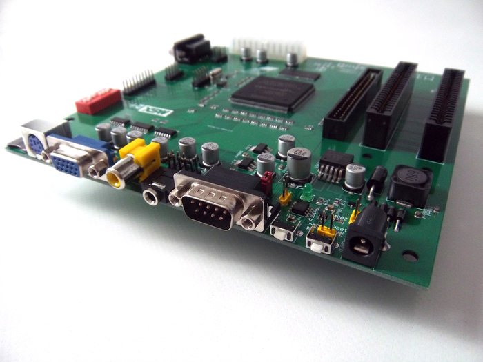 New MSX FPGA board by 8bits4ever   MSX Resource Center