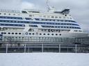 Cruise Ship Silja Symphony