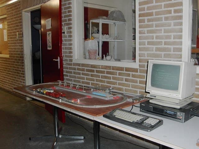 MSX in action with model trains | MSX Resource Center