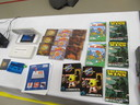 Cartridge and disk games and interesting hardware at MSXMEN