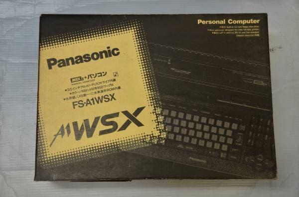 Panasonic Fs A1wsx Msx Wiki