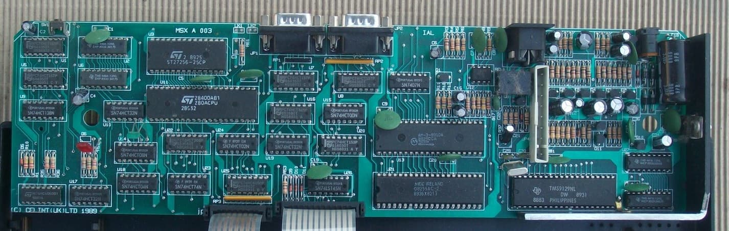 Philips NMS 800 PCB