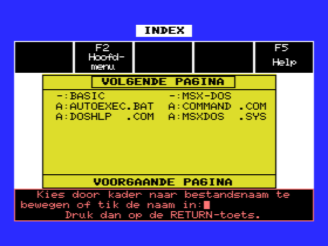 Philips VG-8235 - MSX Wiki