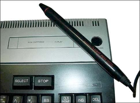 Light pen - MSX Wiki